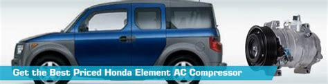 automobile air conditioning service 2007 honda element electronic valve timing honda element ac compressor air conditioning denso valeo gpd uac 2003 2005 2004 2006 2007