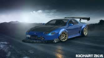 Mitsubishi 3000gt Tuning Mitsubishi 3000gt Tuning By Michart By Michart