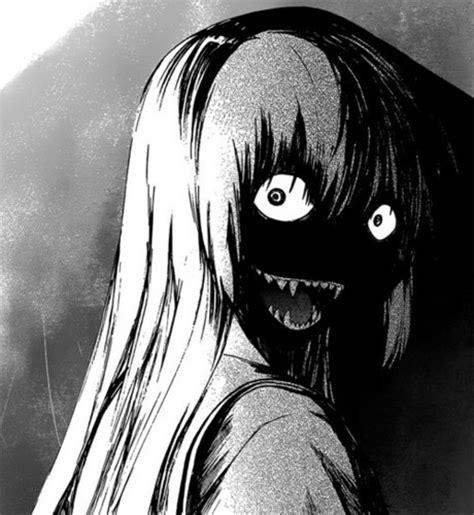 scary evil anime girls anime gore horror n gore anime photo 35558614 fanpop