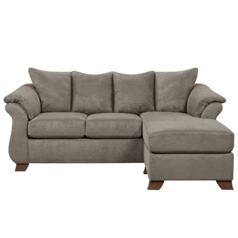 sofa with reversible chaise lounge buchanan roll arm