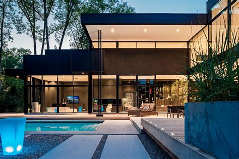 home sleek home ultra sleek private home with incredible architecture