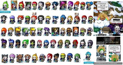 maplestory all hairstyles all maplestory hairstyles male vip