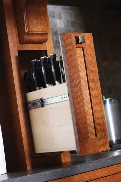 kitchen knife storage ideas best kitchen knife storage castle kitchen pinterest