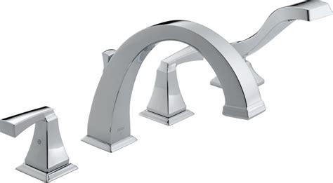 Delta Dryden Shower Faucet by Delta Dryden 2 Handle Bath Faucet With Shower