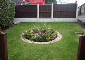 circular flower garden designs