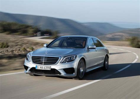 2014 Mercedes Benz S63 AMG Price & 0 60 Time