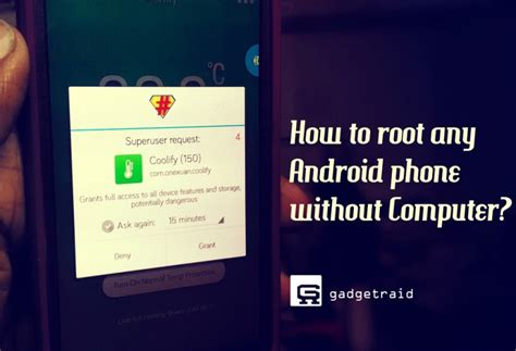 how to root android with computer how to root any android phone without computer or pc