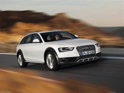 Audi A4 allroad quattro (2013) picture 6 of 38 1280x960