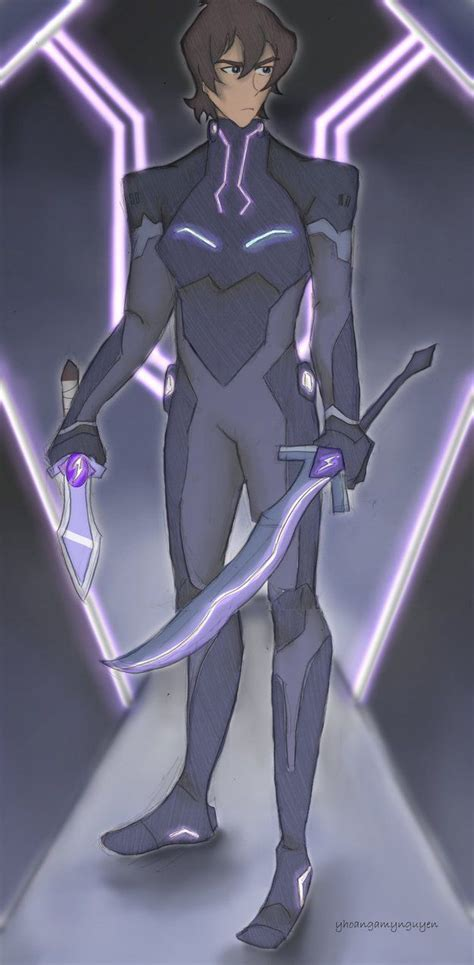 the blade of marmora voltron legendary defender books the blade of marmora keith in his galra armor from