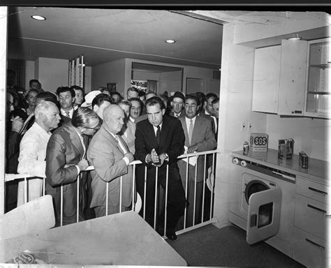 Kitchen Debate In 1959 Resources And Ideas Teaching The Cold War With The New