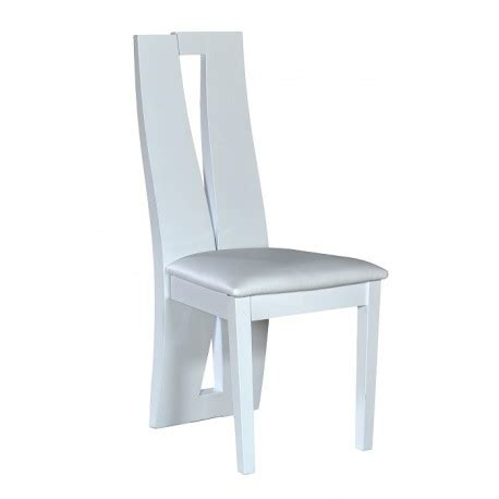 High Gloss Chairs by Brook High Gloss Luxury Dining Chair Chairs