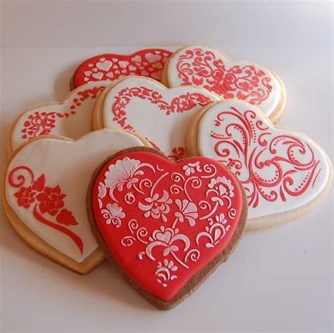 sugar cookies for valentine s day st george cookies