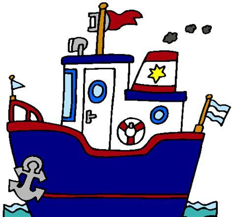 barco con ancla dibujo dibujo ancla imagui