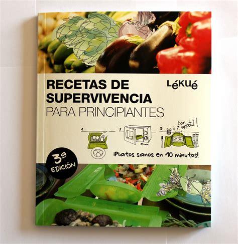 libro tokio las recetas kit de recetas de supervivencia para principiantes
