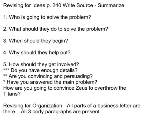 Business Letter To Zeus Stewie S Quot Smart Quot Thoughts In The Classroom 2014