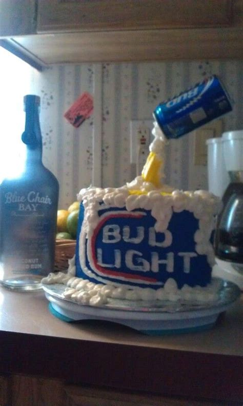 where is bud light made bud light cake i made yummmmmmm pinterest