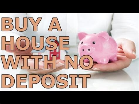 buy house without deposit 7 ways to buy a house without a deposit ep245 youtube