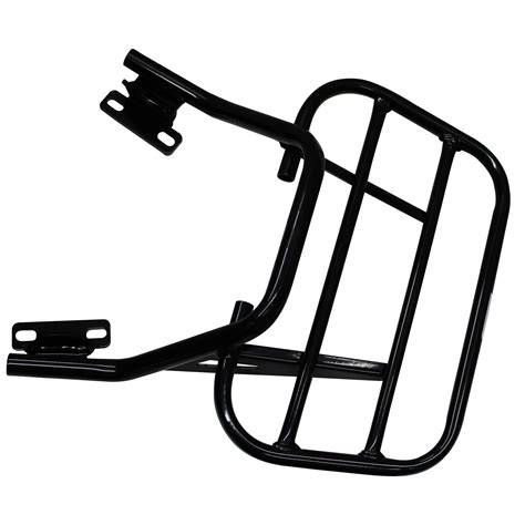 renntec carrier sports motorcycle luggage rack honda