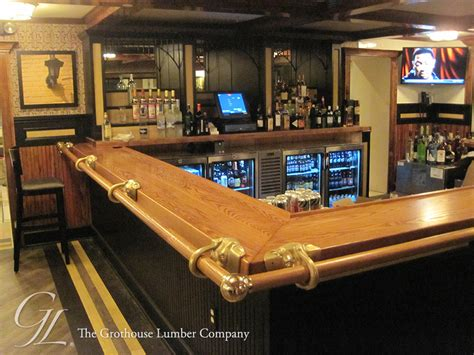 Commercial Bar Tops by Commercial Bar Tops Of Wood For A Restaurant Cafe Or Pub