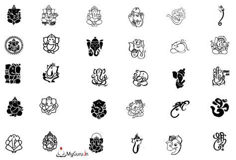 ganesh tattoo symbolism ganesha symbolism images images