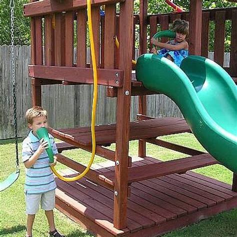 backyard playset accessories swing set accessories for wooden swing sets playsets