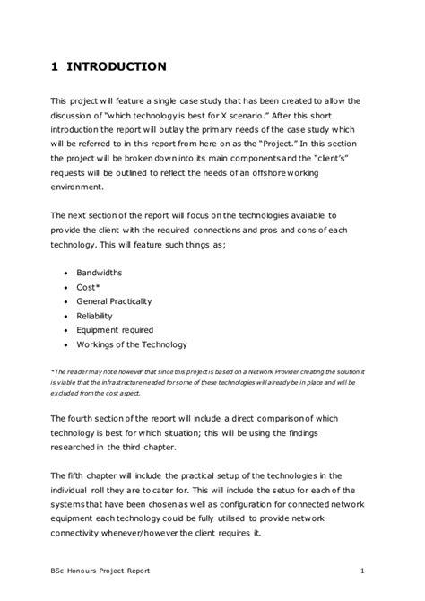 bsc honours report neil leiper 0604623