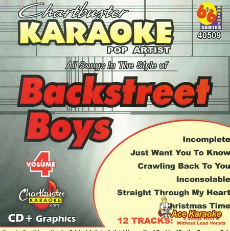 crawling back to you bsb mp3 download chartbuster pop6 karaoke cdg cb40509 backstreet boys