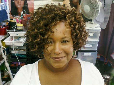 sewin curl bob the curly bob hairstyles pinterest