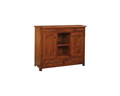 amish made sutter mills wine server homesquare furniture