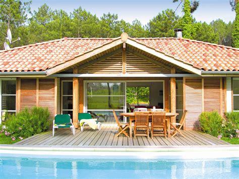 Location villa avec piscine golf de Moliets ? Atlantikoa chambre d'hôtes au Pays Basque