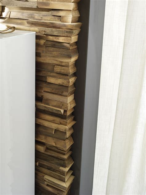 Innen Schiebetüren Holz by 3d Wandverkleidung Aus Holz F 220 R Innen Waldkante By Team 7