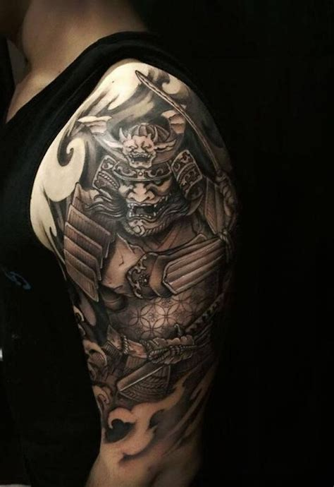 yakuza tattoo oberarm 25 best ideas about samurai tattoo on pinterest samurai