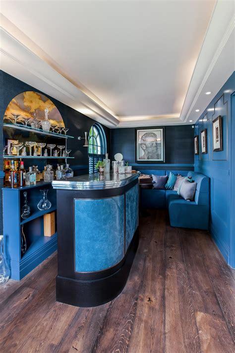 mark taylor design bespoke blue bar