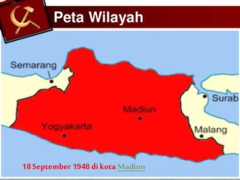 download film pemberontakan pki madiun sejarah indonesia pemberontakan pki madiun