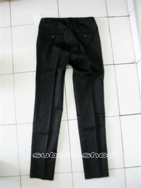 Celana Zara Original Suba21shop Original Celana Kerja Zara Hitam Cewe
