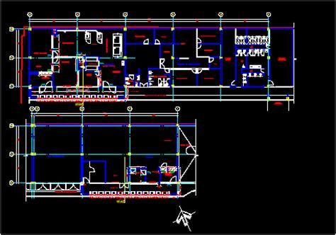 hospital laundry layout plan cad dwg instalaciones archives planos de casas planos de