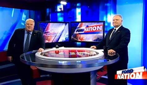 sun tv live programar the rob and doug ford tv show recap welcome to ford nation