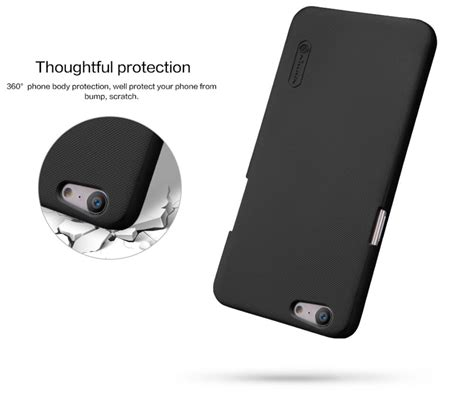Anti Shock Proof Oppo A39 T2909 nillkin frosted shield matte cover for oppo a57 a39 free screen protector