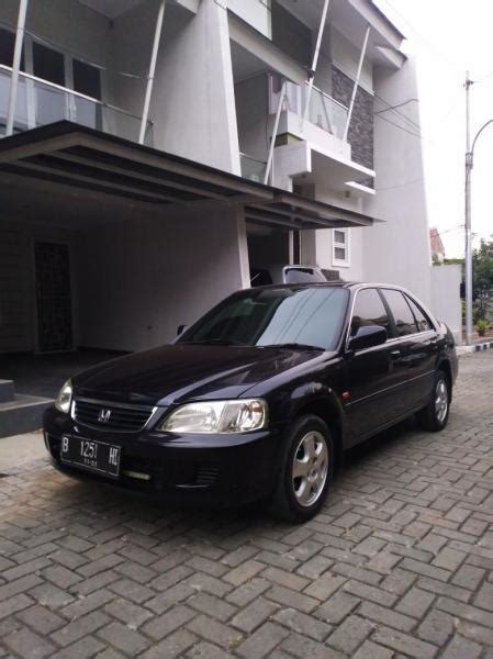City Z Vtec Manual by City Type Z Honda City Z Vtec Th 2000 Manual Mobilbekas