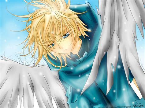 wallpaper anime angel boy angels anime anime boys wallpaper 1600x1200 261870