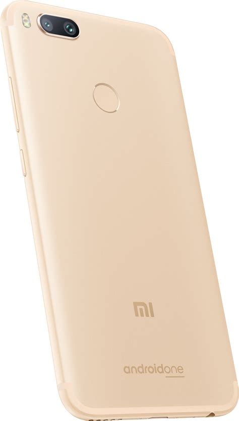 Mi A1 Xiaomi Gold Pake Bonus xiaomi mi a1 global 4gb 64gb gold cz lte xmia1464g t s bohemia