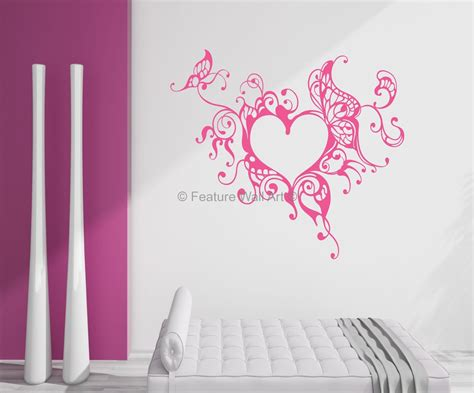 beautiful butterfly wall sticker for bedroom design home