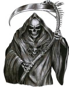 Grim reaper tattoos on death tattoos designs high quality photos and