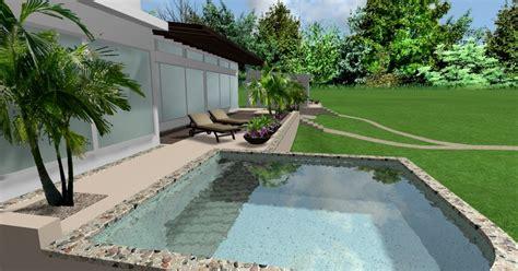 dise 241 o de jardines fotos antes y despu 233 s la dise 241 o 3d para dos casas modernas y ecologicas con