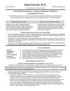 Research Resume Clinical Research Resume Exle