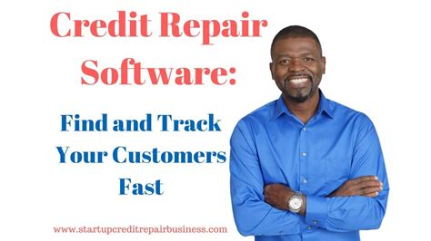 When Search For Your Clients Repair Business Credit Repair Software Find And Track Your Customers Fast 1 888 959 1462