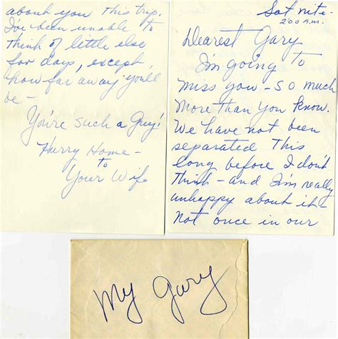 Letter From Far Away Lot Detail Lucille Handwritten Letter I M