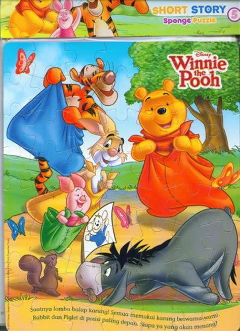 Flashdisk Winnie The Pooh bukukita winnie the pooh story seri 5