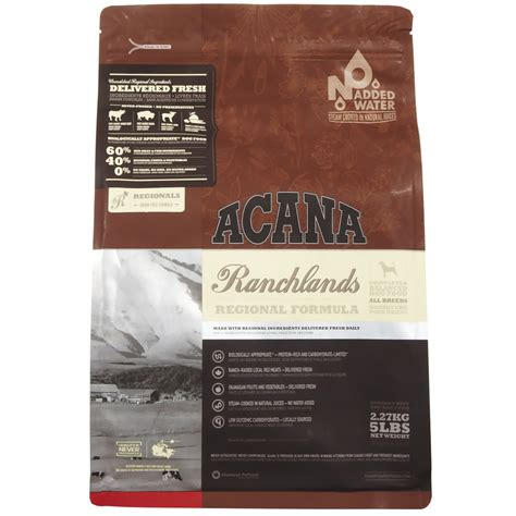acana puppy acana ranchlands 5 lb entirelypets