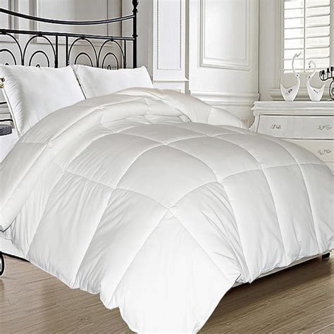 twin down comforter blue ridge feather and down fiber blend twin comforter